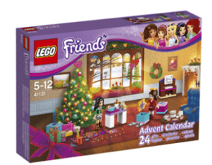 LEGO Friends julekalender 2016
