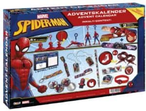 Spiderman julekalender