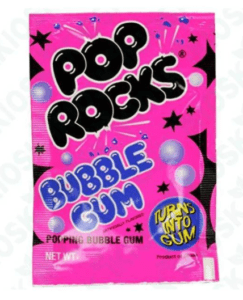 Pop Rocks fra USA