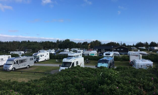 Campingferie med familien